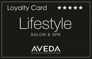 LoyaltyCard Lifestyle Salon